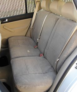 Velour Car Seatcovers RamsHead