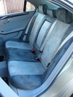 Buy Car Microfiber Seatcover RamsHead