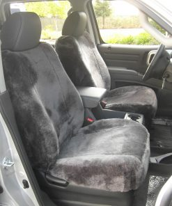 Truck Sheepskin seatcovers RamsHead