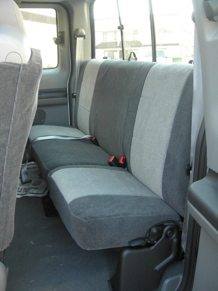 Truck Velour Seatcovers RamsHead