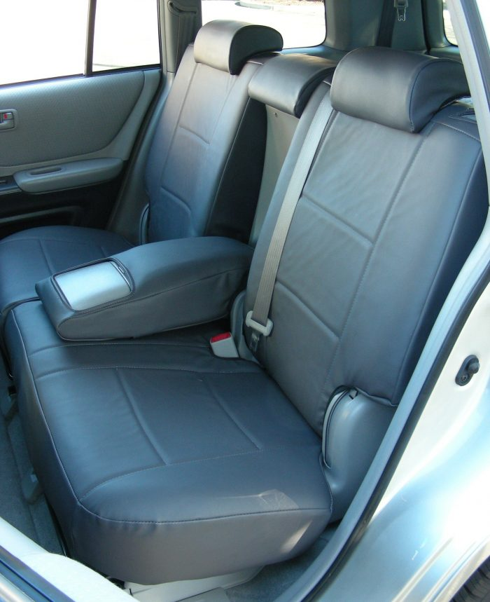 Buy SUV Leather Backseat With Center Armrest