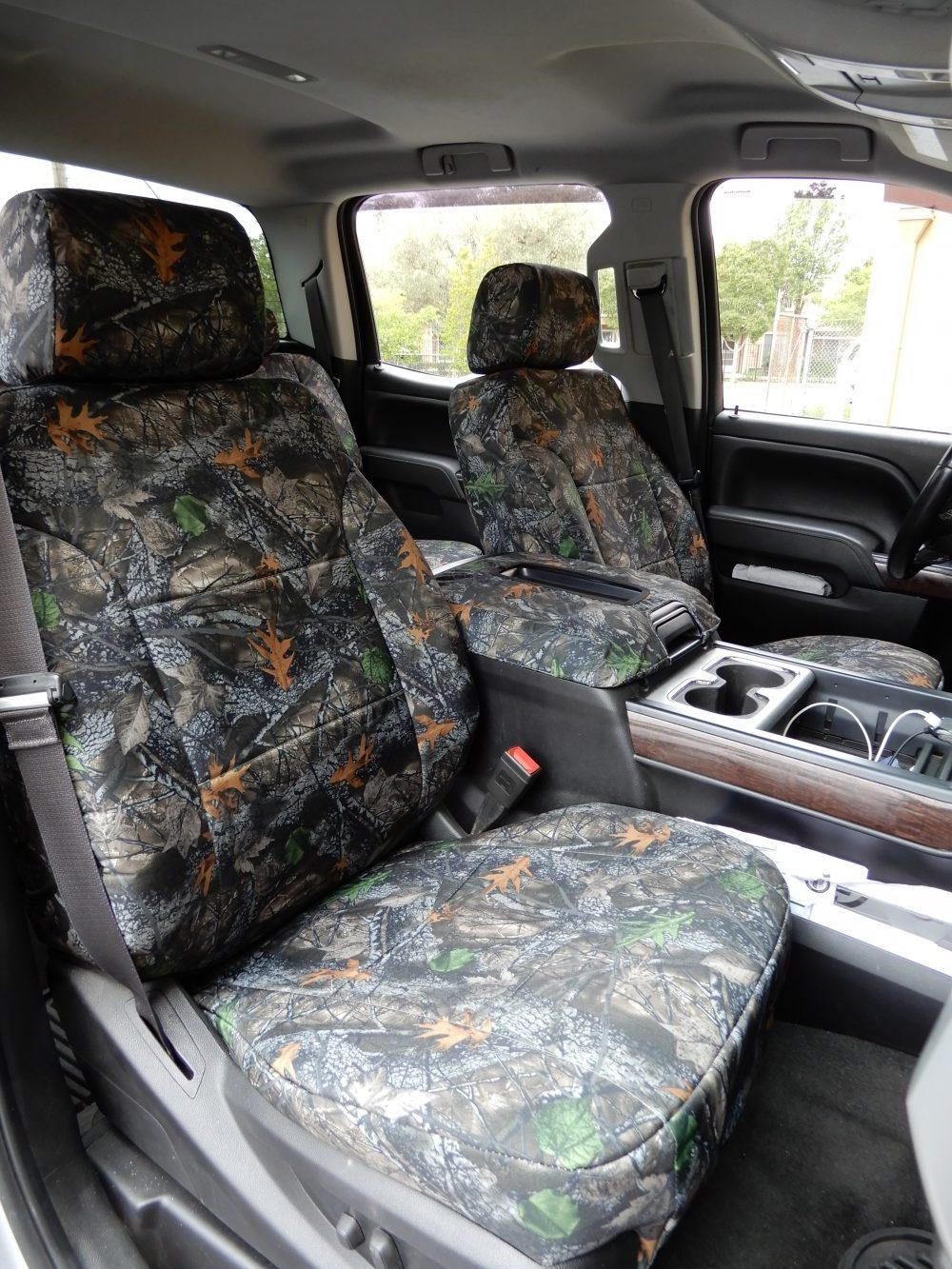 Buy RamsHead Seat Covers