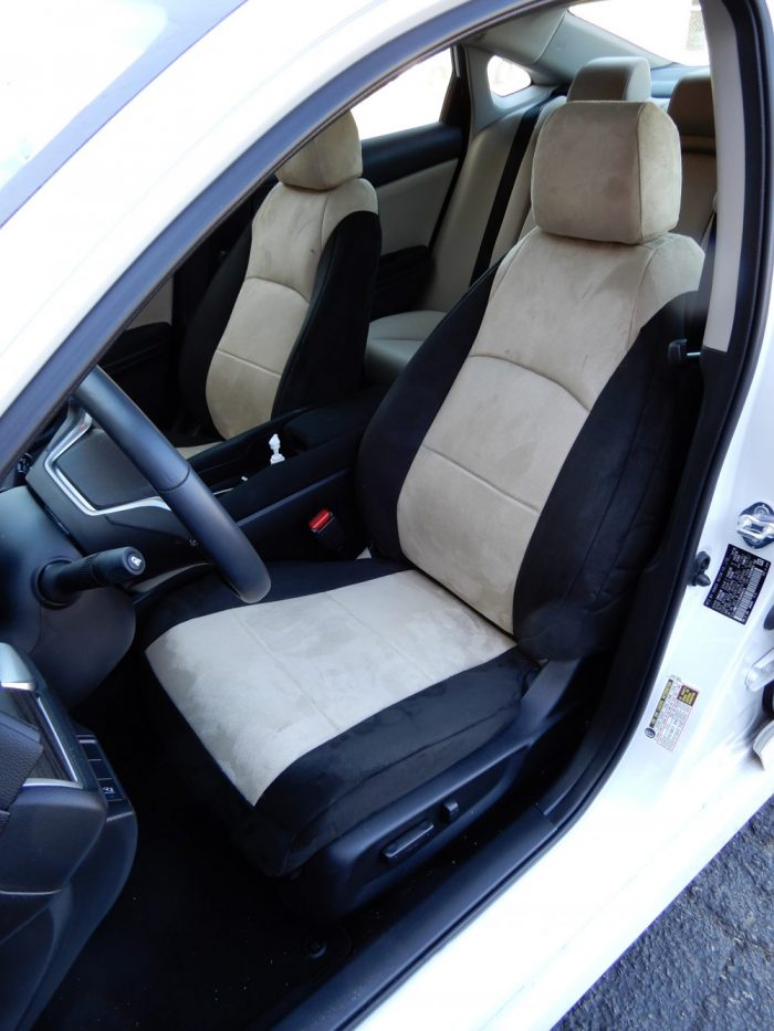 Two Tone Bucket Front Seats Low Back Or High Back Pair Ramshead